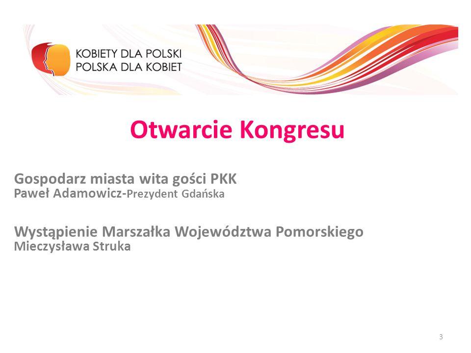 Patronaty honorowe Marszałek Województwa Pomorskiego Prezydent Gdańska Prezydent Sopotu Prezydent Gdyni 24