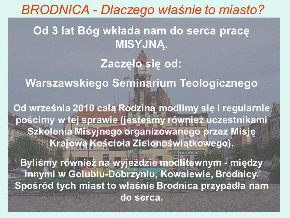 BRODNICA - POTRZEBY Pomoc Dzieciom z Rodzin Patologicznych, Niepełnych, Wielodzietnych.