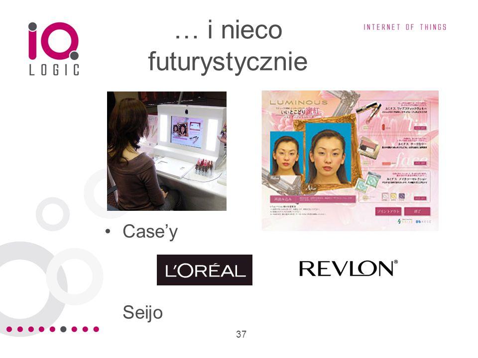 37 … i nieco futurystycznie Casey Seijo