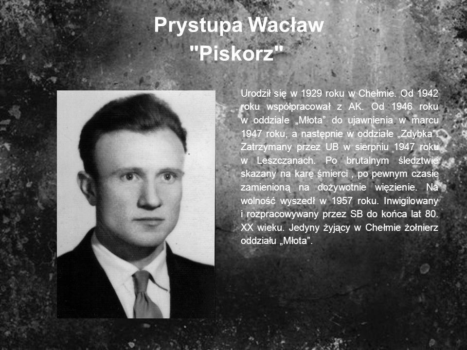 Prystupa Wacław