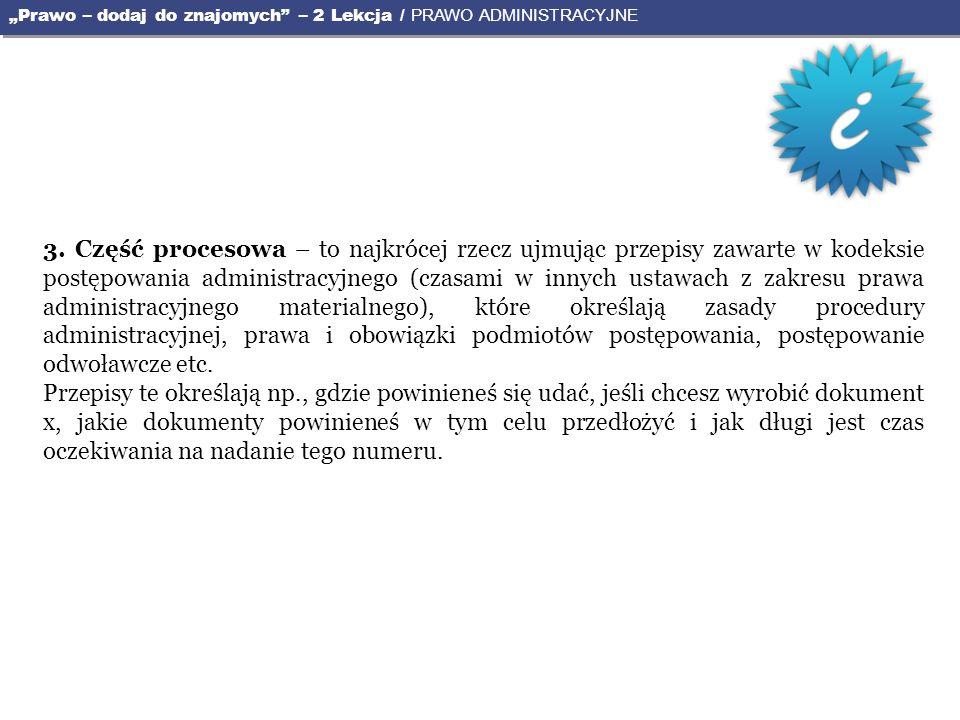Przytoczmy następujący przykład: Jan Kowalski złożył wniosek o wydanie dowodu osobistego do Wojewody Kujawsko- Pomorskiego.