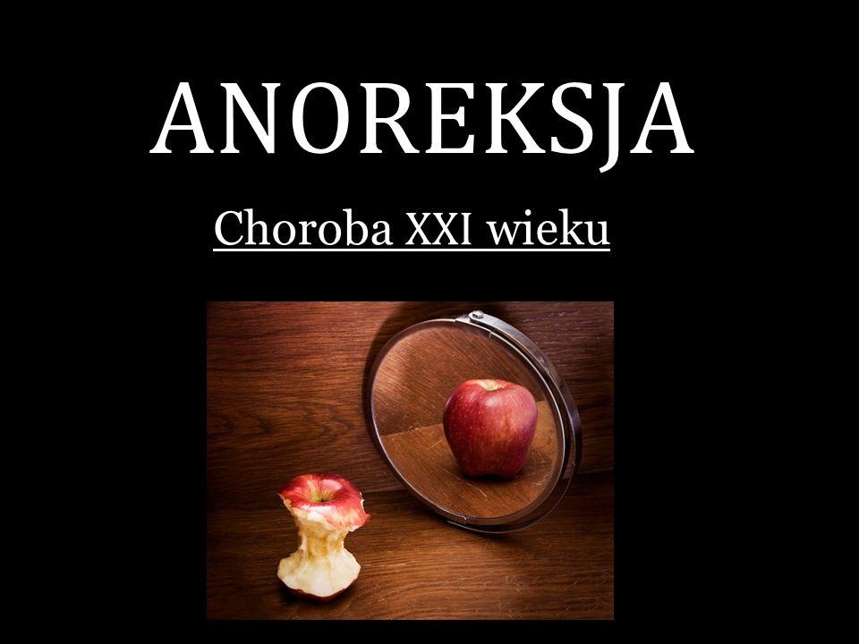 Fakty Anoreksja i bulimia to poważne zaburzenia na podłożu psychicznym.