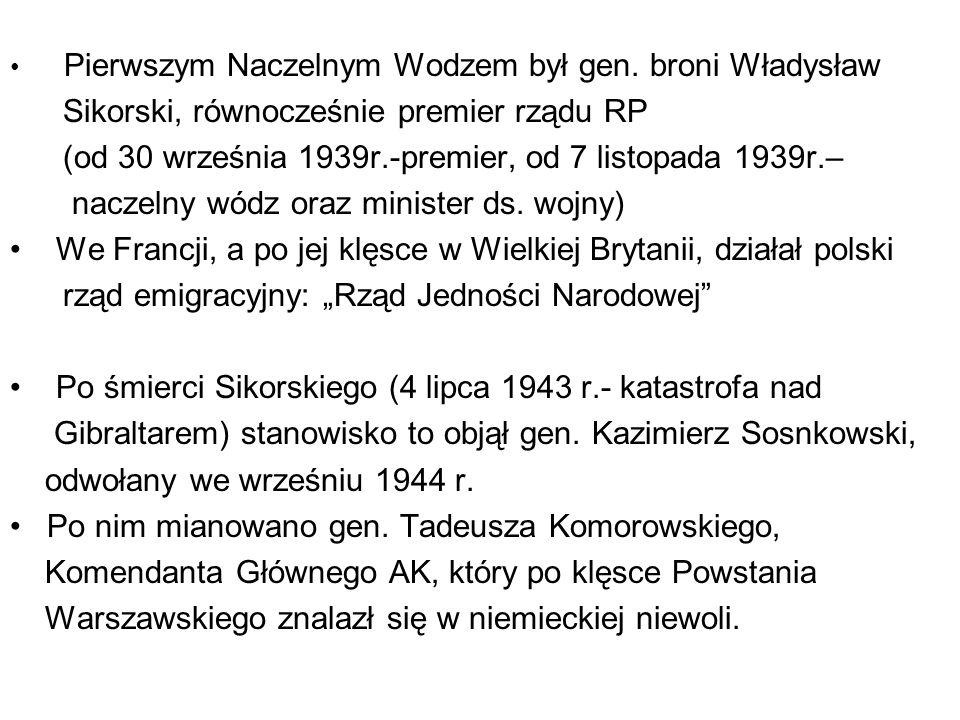 W styczniu 1940 r., po dotarciu przez Węgry do Francji, płk Z.