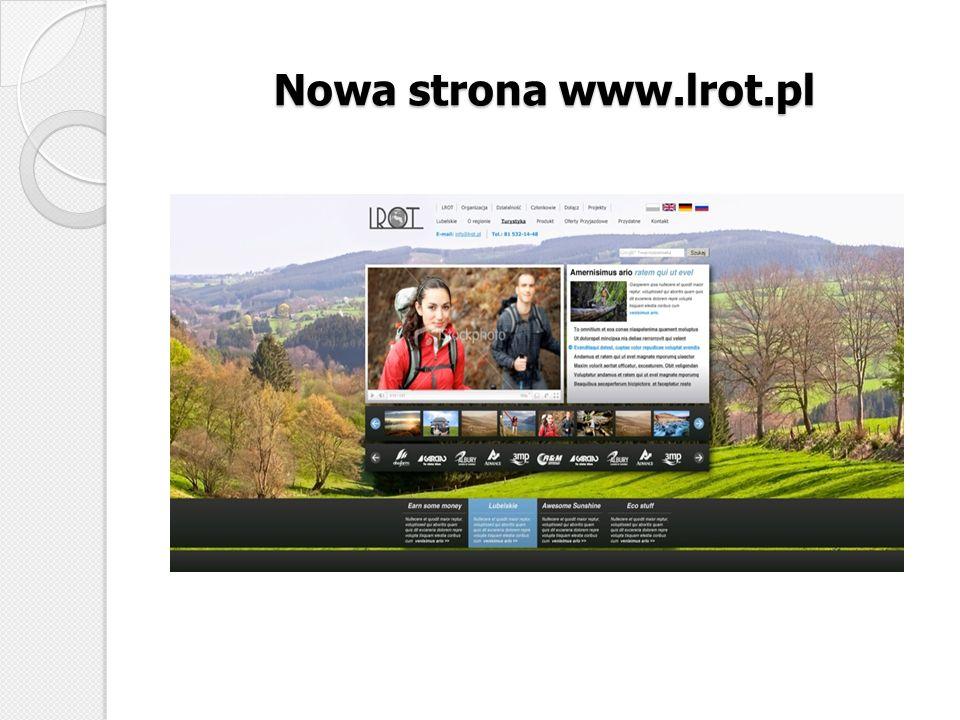 Nowa strona www.lrot.pl