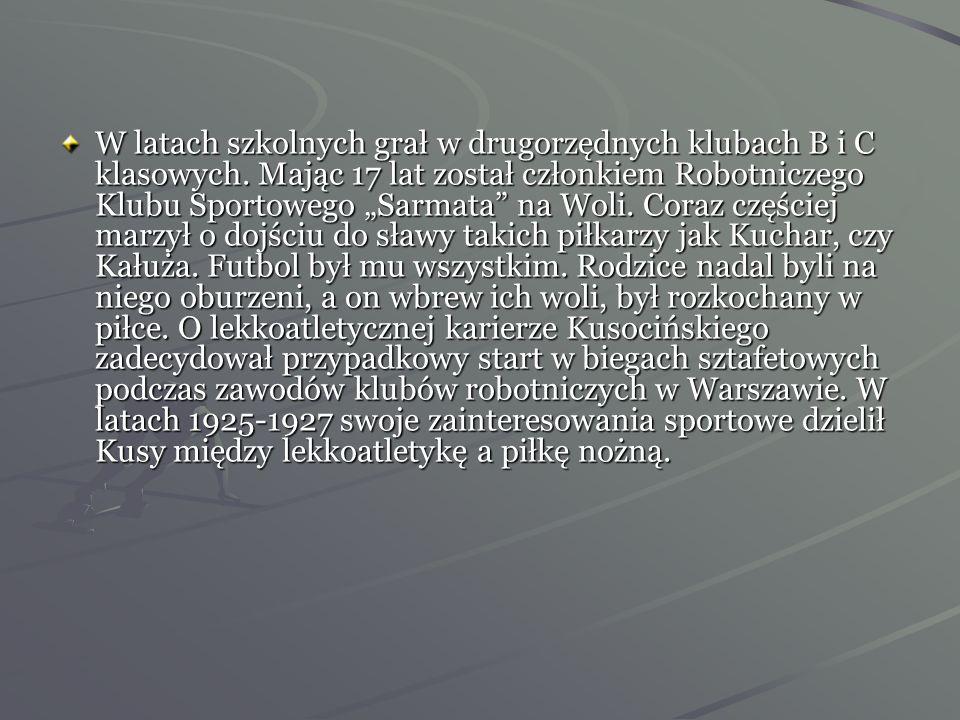 Zgodnie z wolą rodziców 18-letni Janusz rozpoczął trzyletnią naukę w Państwowej Średniej Szkole Ogrodniczej w Warszawie, zwanej krótko Pomologiem. W s