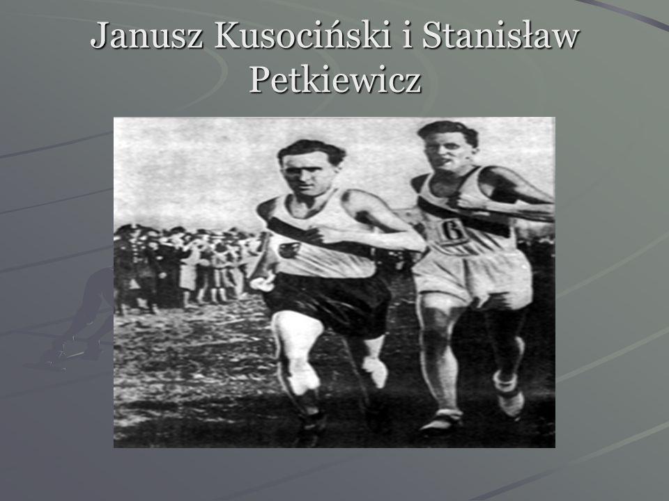 Kilka dni później do Polski na stałe przybył Stanisław Petkiewicz (biegacz o klasie międzynarodowej). Był to groźny rywal dla Kusocińskiego. Obaj zmie