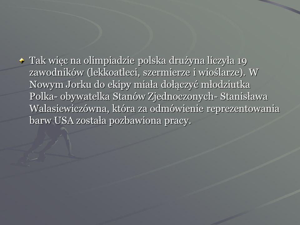 Czerwiec 1932 rok Kusociński startując na meczu lekkoatletycznym Polska- Belgia w Antwerpii uzyskał w biegu na 3000m 8:18,8 min, dotychczasowego rekor