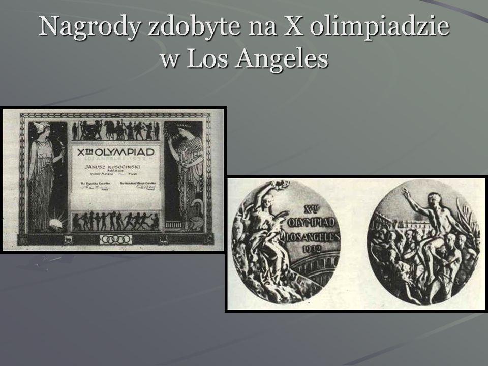 Okazało się, że czas uzyskany przez Janusza Kusocińskiego (30:11.4) był nowym rekordem olimpijskim, lepszym o 7,4 sek. od dotychczasowego należącego,