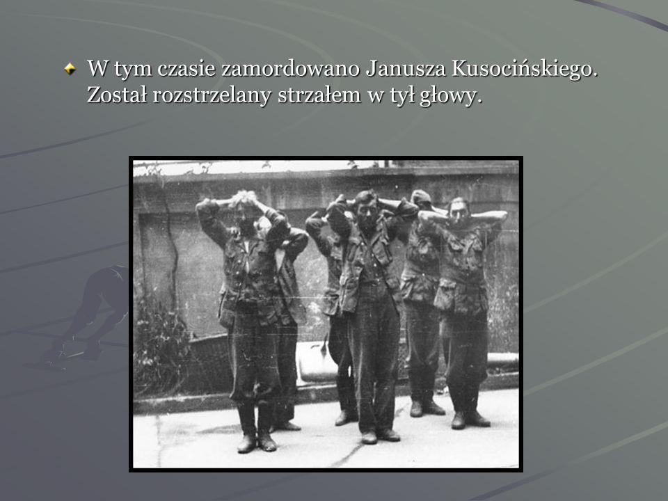 Największe egzekucje miały miejsce 20-21 czerwca 1940 roku w czasie realizacji tzw. Akcji A-B, której celem była likwidacja inteligencji polskiej.