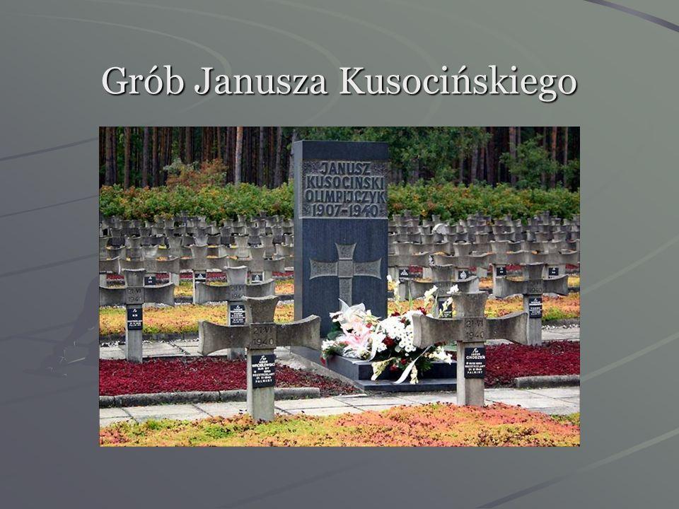 Oficjalne zawiadomienie o śmierci do jego siostry dotarło dopiero rok później. Niemcy informowali, że olimpijczyk zmarł w obozie koncentracyjnym.