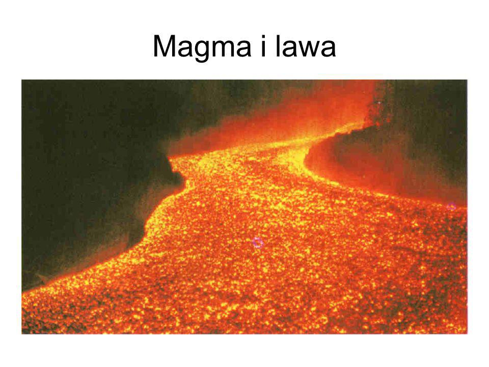 Magma i lawa
