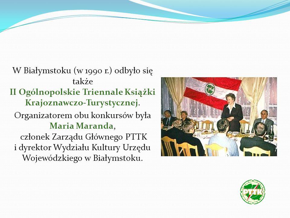 VII Ogólnopolski Przegląd Książki Krajoznawczej i Turystycznej Poznań1998
