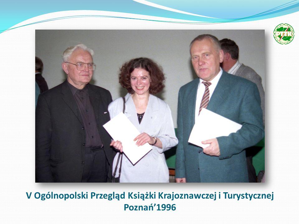 W poznańskich edycjach Przeglądu uczestniczyło 566 wydawców, którzy zgłosili do konkursu łącznie 1193 publikacje krajoznawcze.