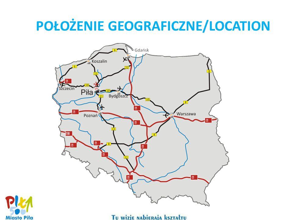 POŁOŻENIE GEOGRAFICZNE/LOCATION