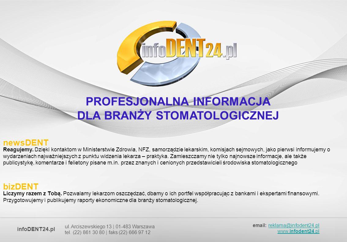 ul. Arciszewskiego 13 | 01-483 Warszawa tel.