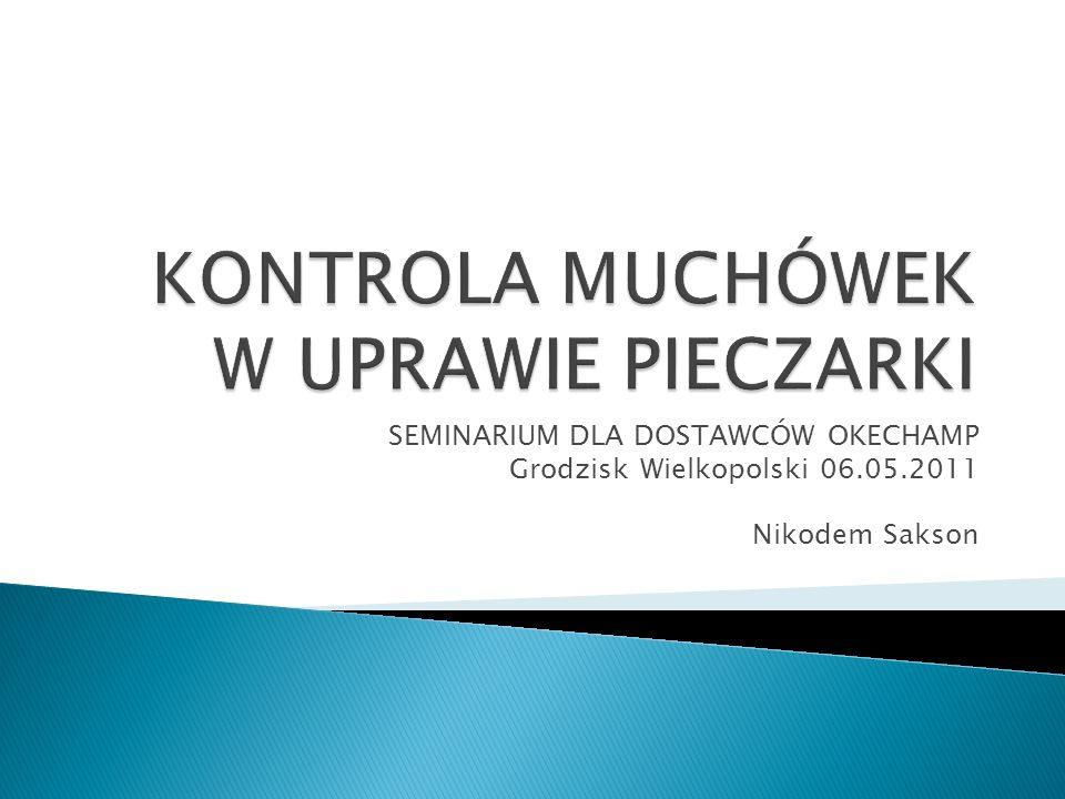 SEMINARIUM DLA DOSTAWCÓW OKECHAMP Grodzisk Wielkopolski 06.05.2011 Nikodem Sakson