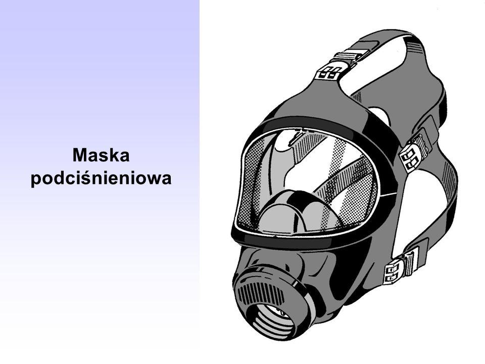 Maska podciśnieniowa