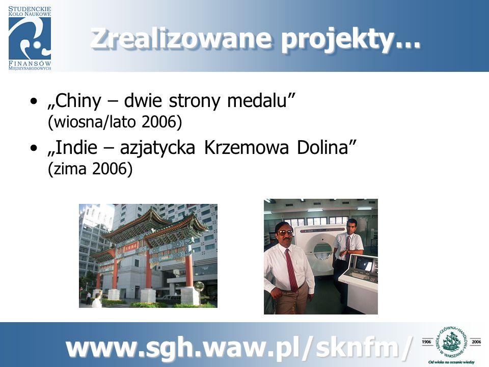 www.sgh.waw.pl/sknfm/ Kości zostały rzucone…...decyzja należy do CIEBIE!