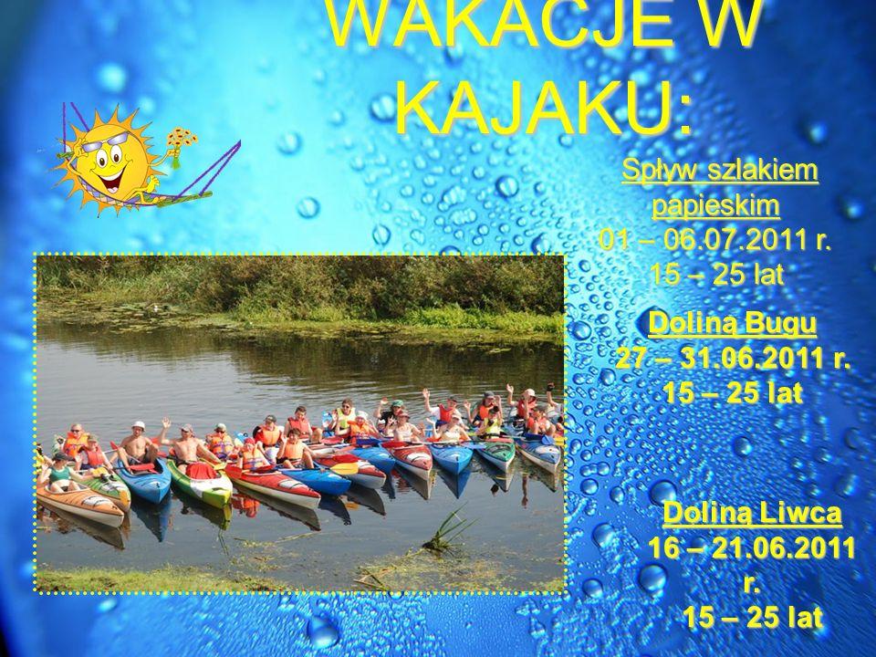 FABRYKA TALENTÓW Brok 01 – 10.07.2011 r. 10 – 12 lat