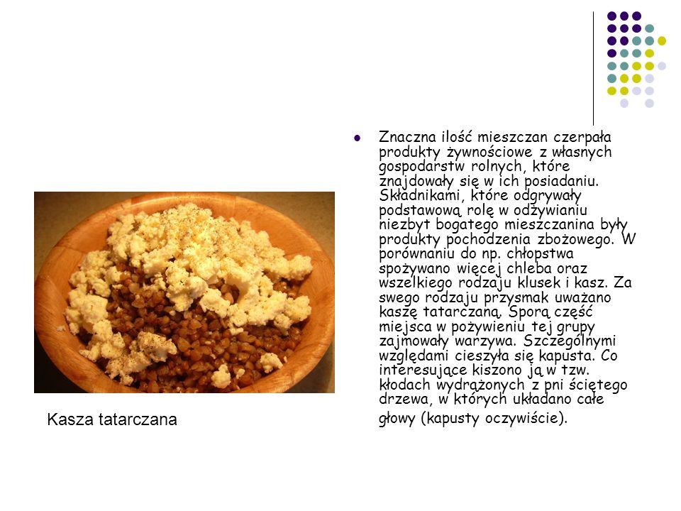 Ulubione potrawy Napoleona Mógł juz sobie jednak pozwolić na nieco wykwintniejsze dania.