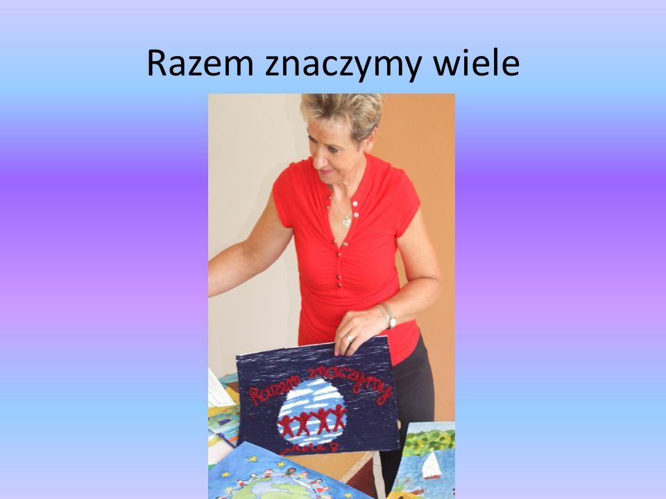 Uczestnicy podsumowania W-MDR Nela Chojnowska-Ochnik, Marek Płodowski, Lucjan Jędrychowski, Anna Prot, Teresa Antczak