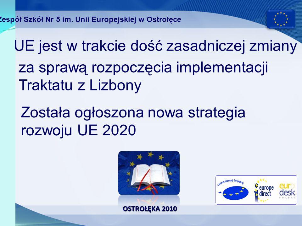 OSTROŁĘKA 2010 Priorytety polityczne na 2010 r.
