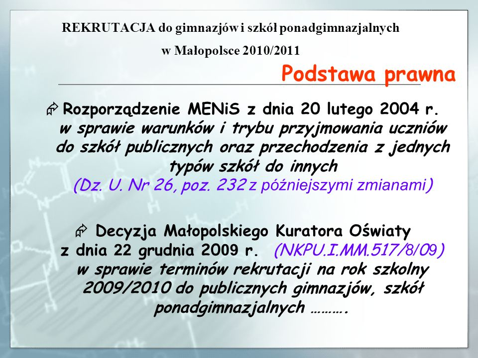 Rozporządzenie MEN z 14 marca 2005 r.w sprawie zasad wydawania oraz wzorów świadectw….