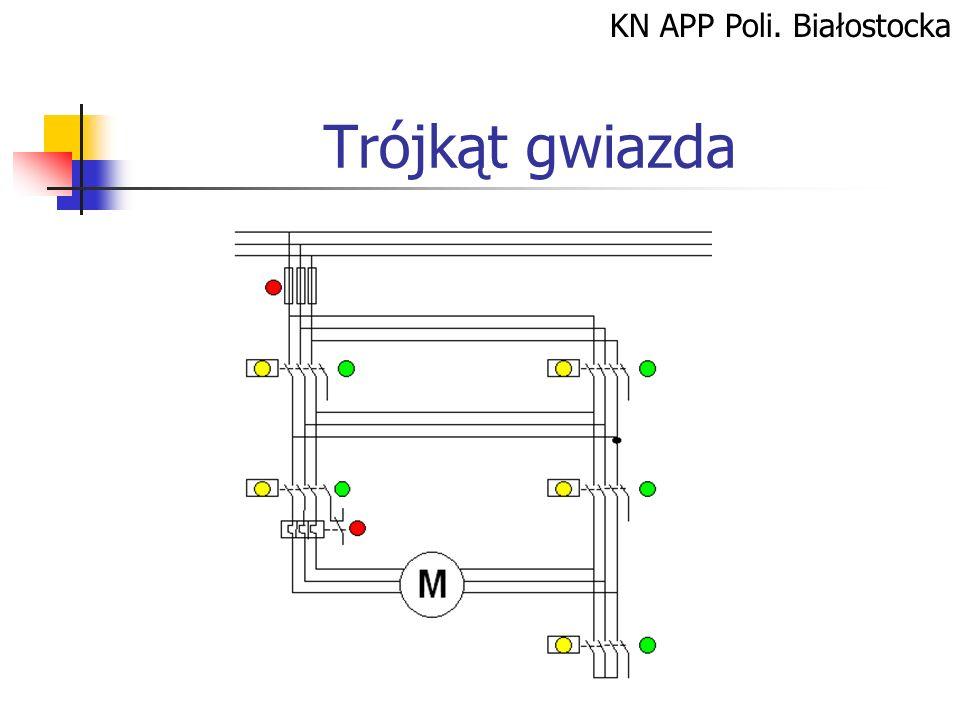 KN APP Poli. Białostocka Trójkąt gwiazda