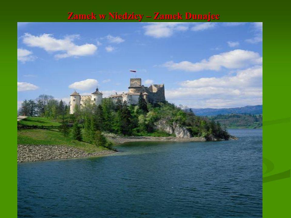 Zamek w Niedzicy – Zamek Dunajec