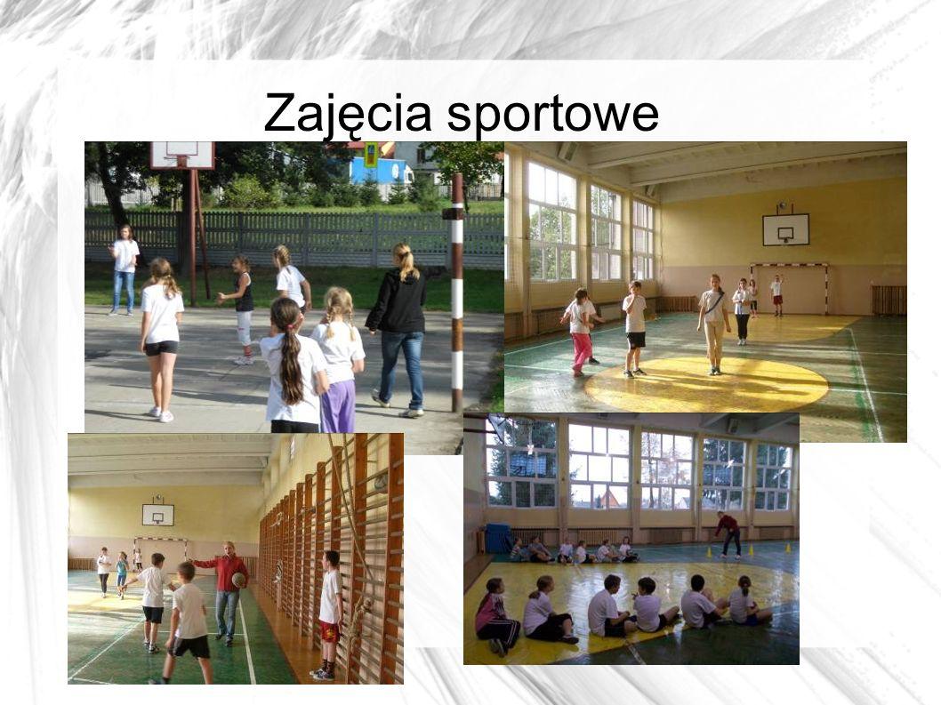 Zajęcia sportowe gr 7