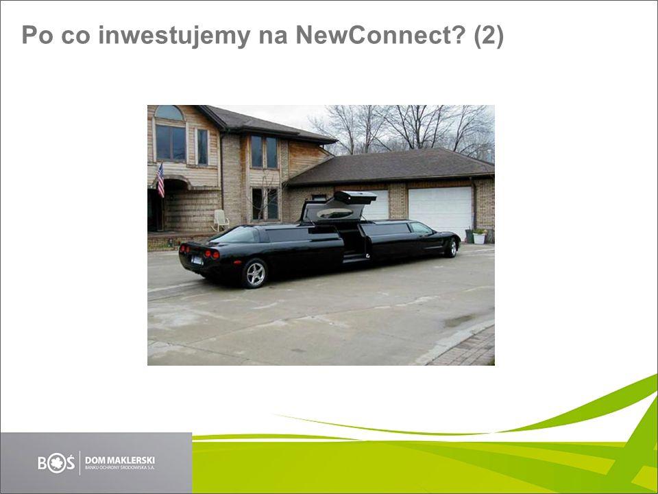 Po co inwestujemy na NewConnect (2)