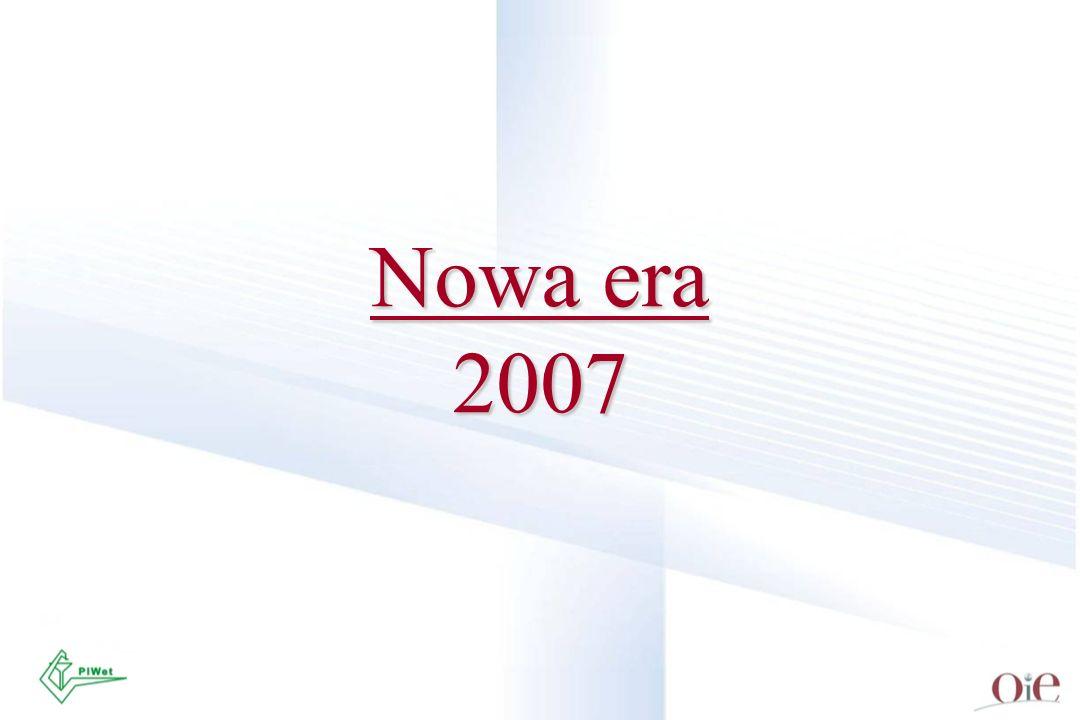 Nowa era 2007