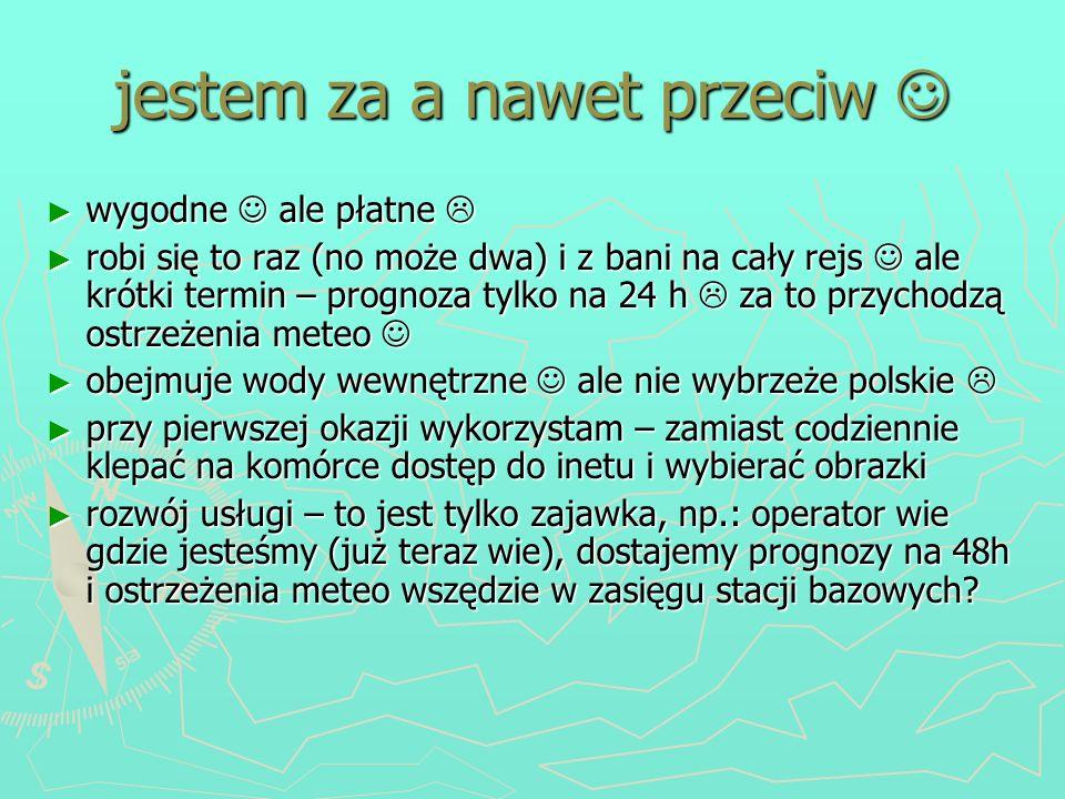 przykład usługi - Chorwacja opis na http://www.vipnet.hr/cw/show?idc=27039224#adria opis na http://www.vipnet.hr/cw/show?idc=27039224#adria http://www.vipnet.hr/cw/show?idc=27039224#adria SMS Prognoza pogody dla Wybrzeża Adriatyckiego w sieci VIP: SMS Prognoza pogody dla Wybrzeża Adriatyckiego w sieci VIP: Vip pragnie Państwa powiadamiać o prognozie pogody na Wybrzeżu Adriatyckim podczas Państwa pobytu w Chorwacji.