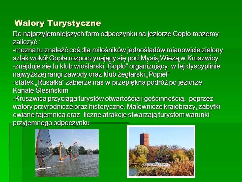 Źródła www.polskaniezwykla.pl www.polskaniezwykla.pl www.polskaniezwykla.pl www.pttk-kruszwica.pl www.pttk-kruszwica.pl www.pttk-kruszwica.pl Encyklopedia PWN Encyklopedia PWN www.jezioro.info.pl www.jezioro.info.pl www.obszary.natura2000.pl www.obszary.natura2000.pl www.obszary.natura2000.pl Karolina Wroniecka 3e, Gimnazjum im.Polskich Noblistów w Baranowie.