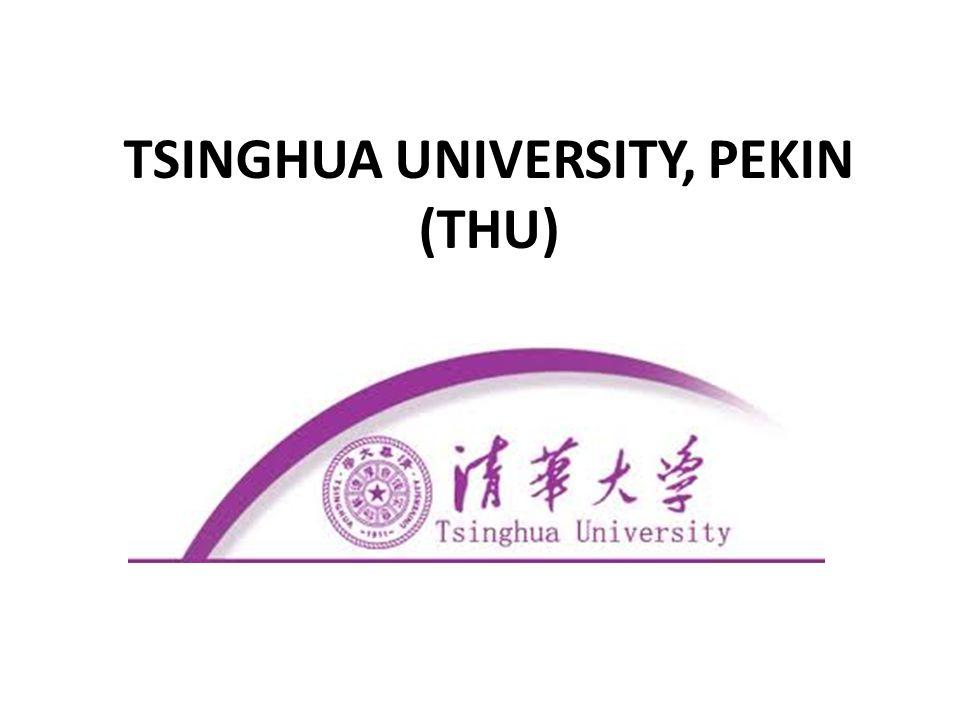 TSINGHUA UNIVERSITY, PEKIN (THU)