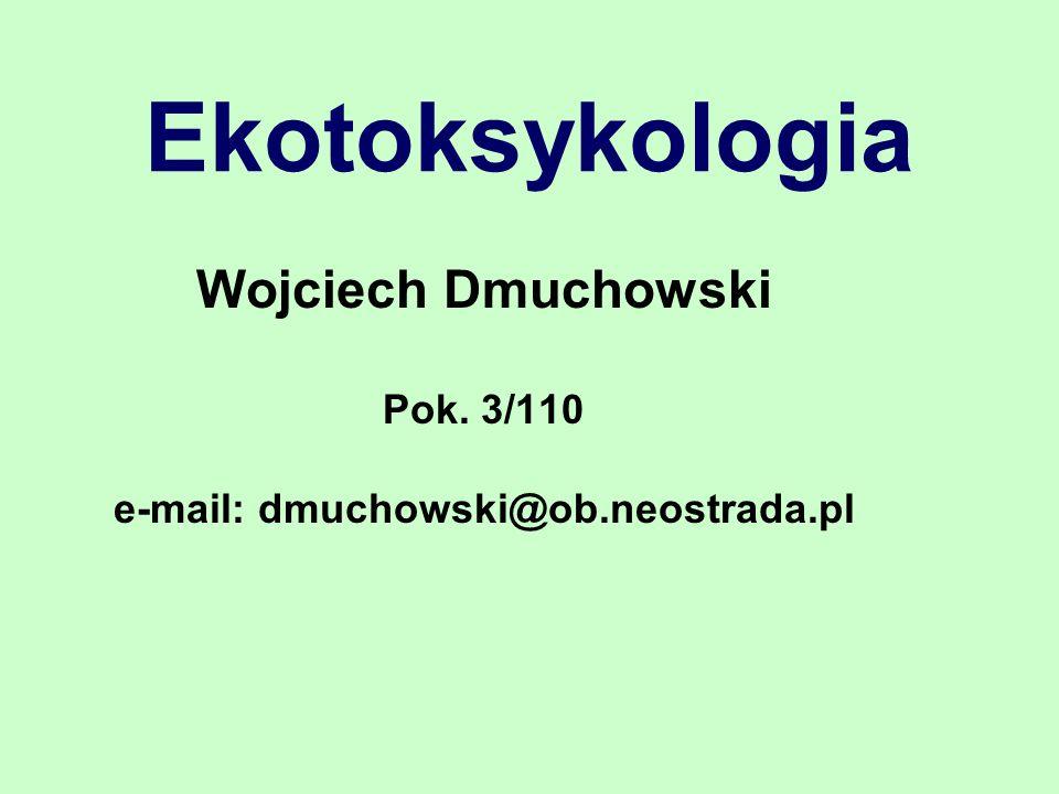 Podstawy ekotoksykologii C.H. Walker, S.P. Hopkin R.M. Sibly, B. Peakall Wydawnictwo Naukowe PWN