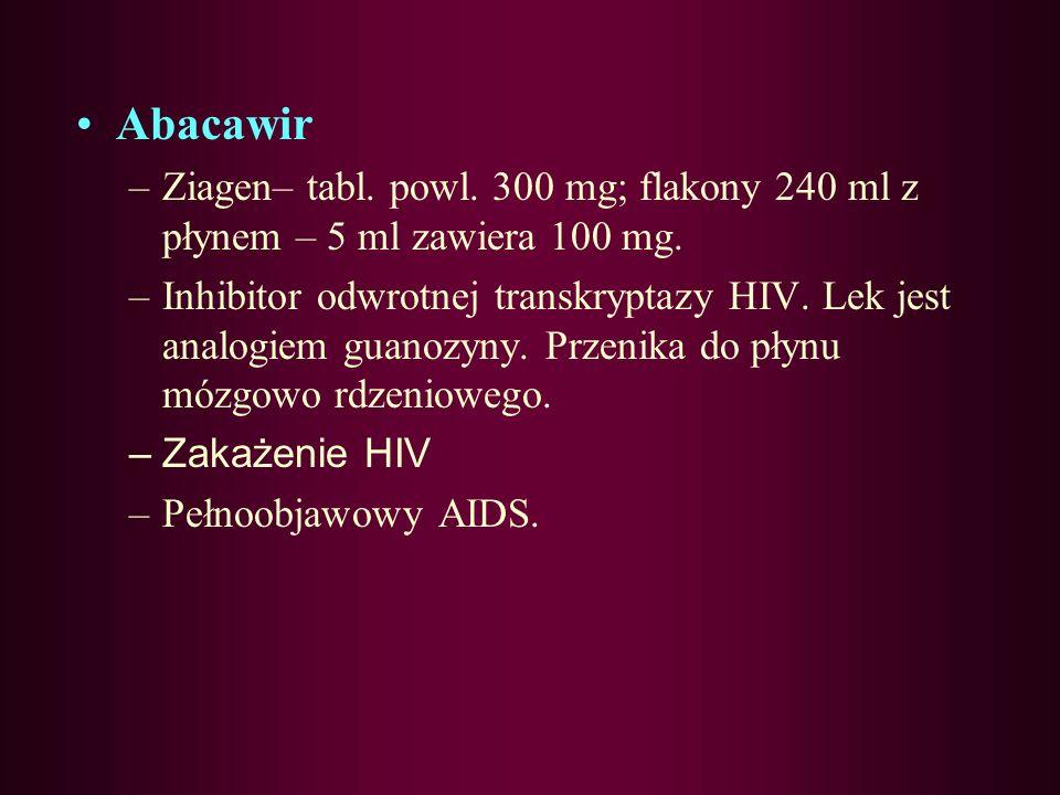 Palivizumab –Przeciwciało uzyskiwane z krwi myszy skierowane przeciwko antygenowi białkowemu F wirusa RS A i B. –Zastosowanie: Profilaktyka wirusowego