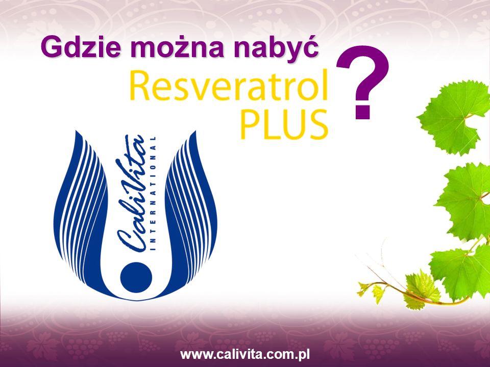 www.calivita.com.pl Gdzie można nabyć ?