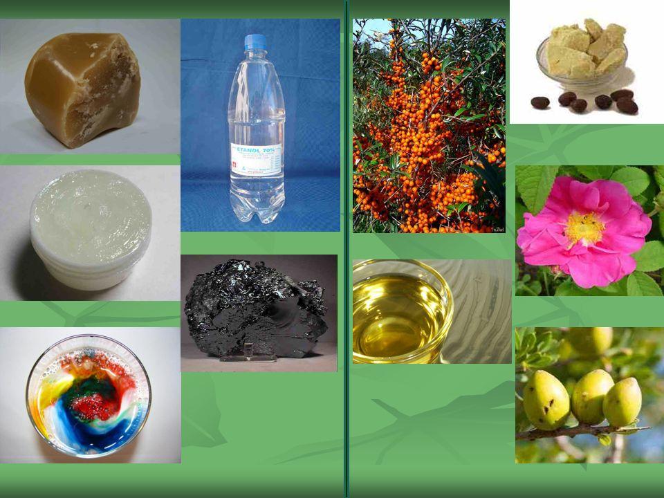 Znane także jako Shea Butter jest to tłusta substancja wyrabiana z orzechów drzewa karite zwanego również masłoszem.