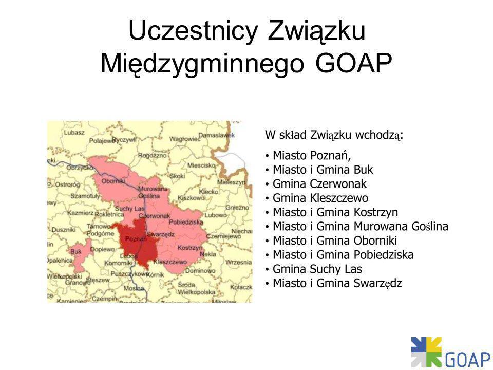Działalność GOAP Związek zarejestrowano 30.09.2010r.