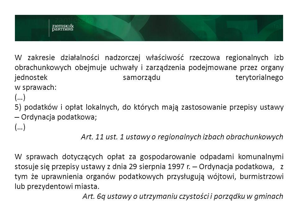 Uchwała Nr 10/2012 Krajowej Rady Regionalnych Izb Obrachunkowych z dnia 27 września 2012 roku w sprawie objęcia nadzorem uchwał jednostek samorządu terytorialnego wydawanych na podstawie ustawy o utrzymaniu czystości i porządku w gminach Krajowa Rada Regionalnych Izb Obrachunkowych działając na podstawie art.