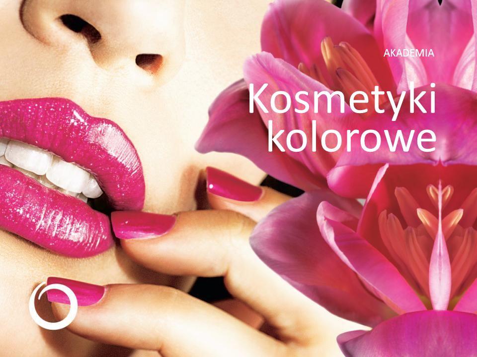Kosmetyki kolorowe AKADEMIA