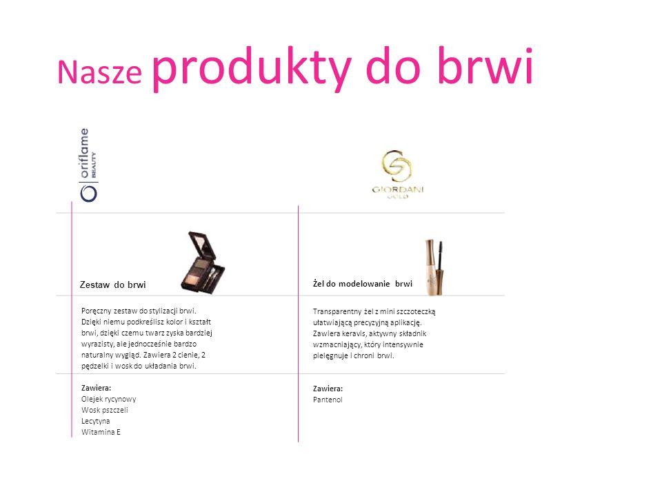 Żel do modelowanie brwi Zestaw do brwi Nasze produkty do brwi Poręczny zestaw do stylizacji brwi. Dzięki niemu podkreślisz kolor i kształt brwi, dzięk