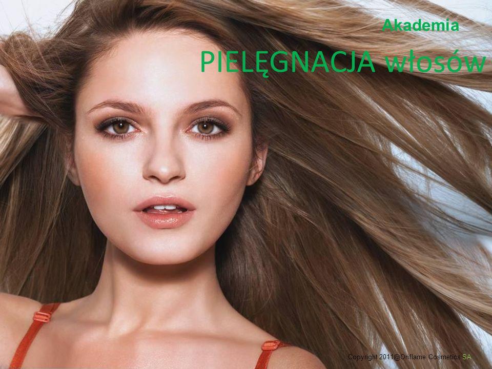 PIELĘGNACJA włosów Akademia Copyright 2011@Oriflame Cosmetics SA