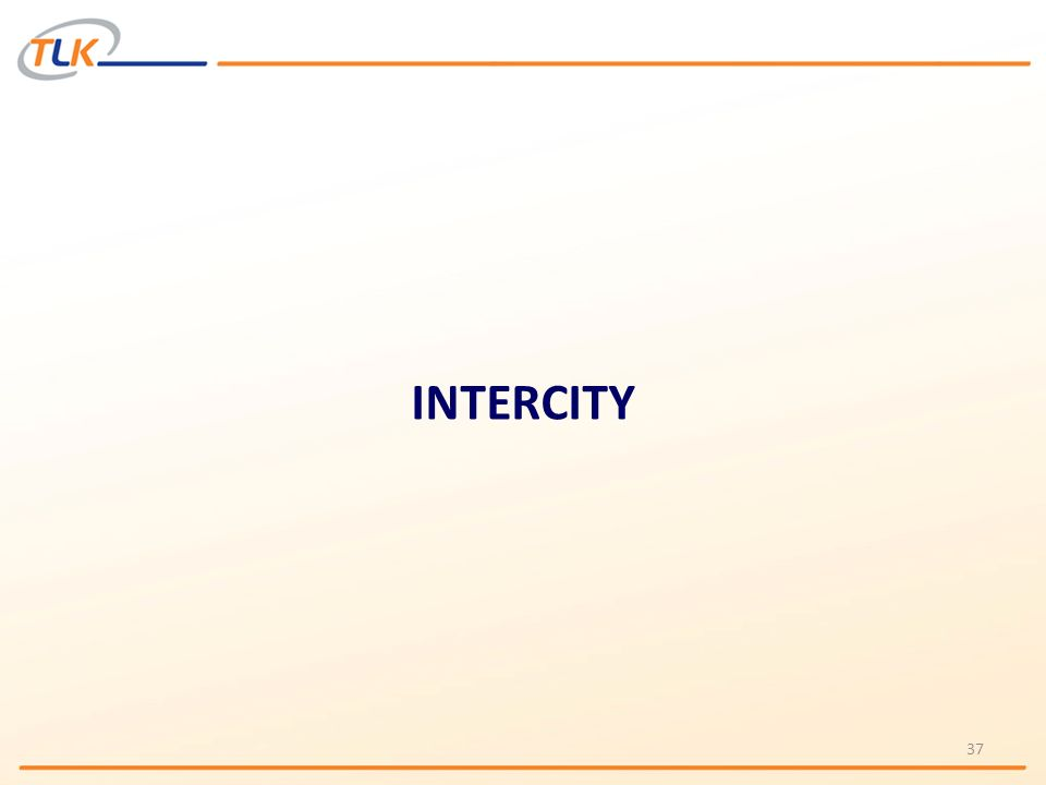 INTERCITY 37