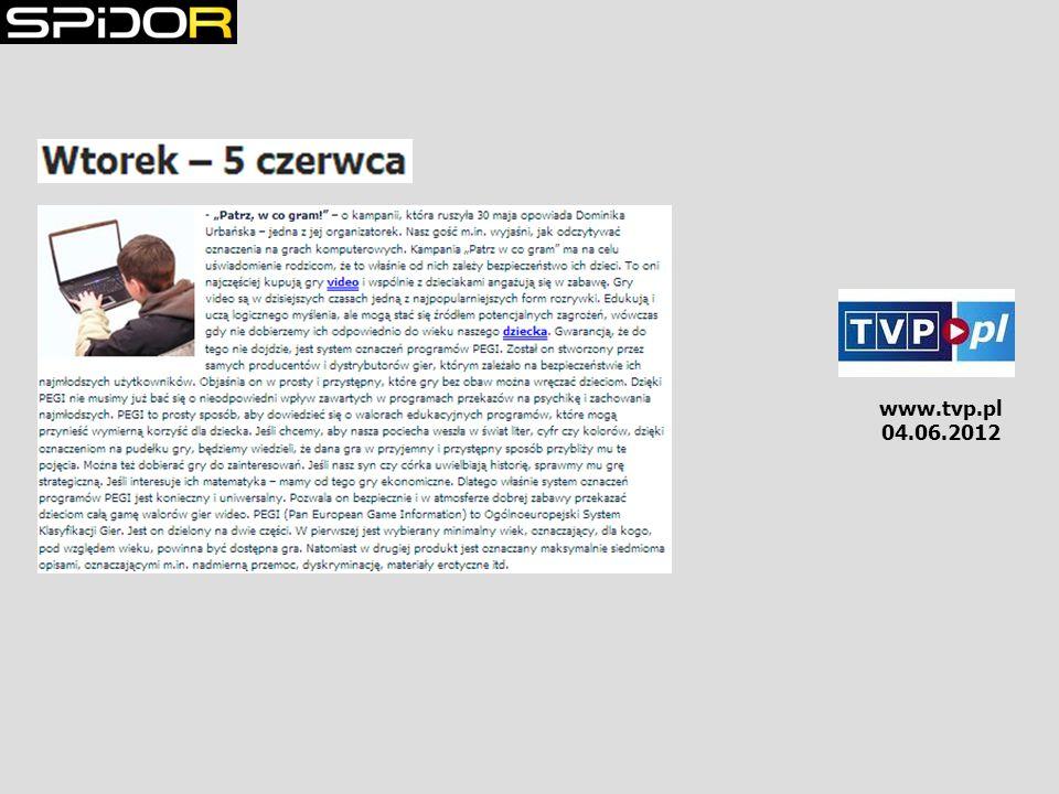 www.tvp.pl 04.06.2012