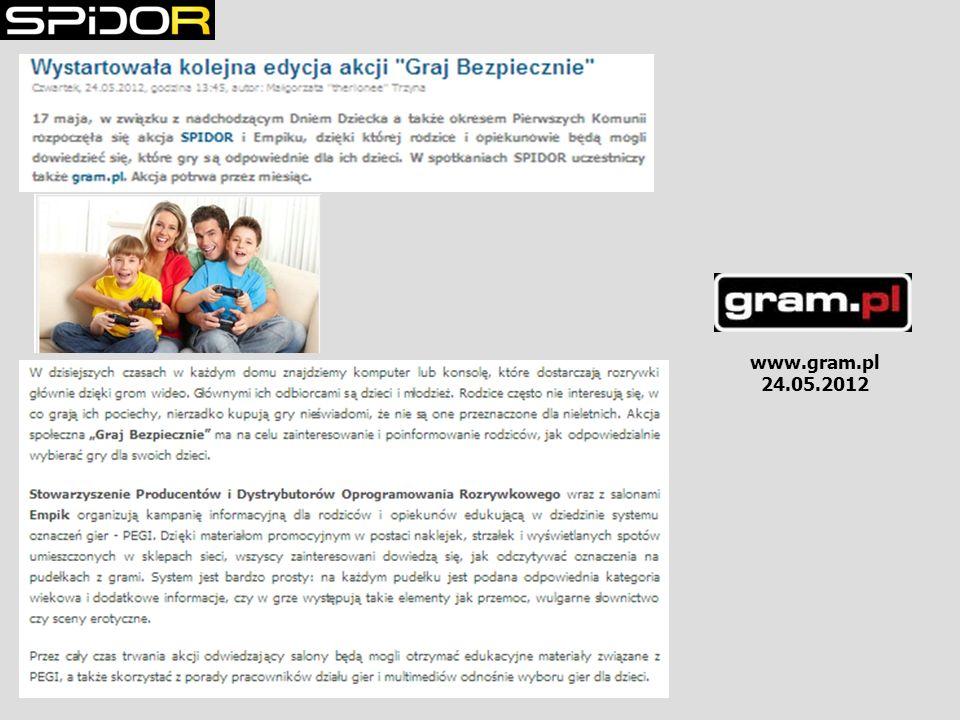 www.gram.pl 24.05.2012