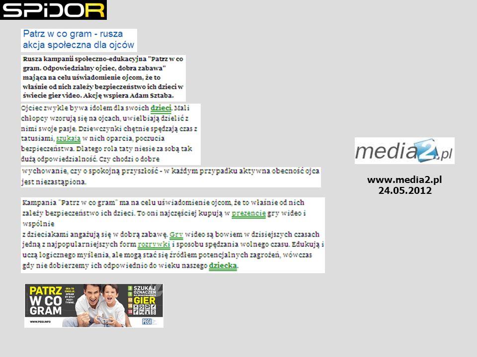 www.media2.pl 24.05.2012