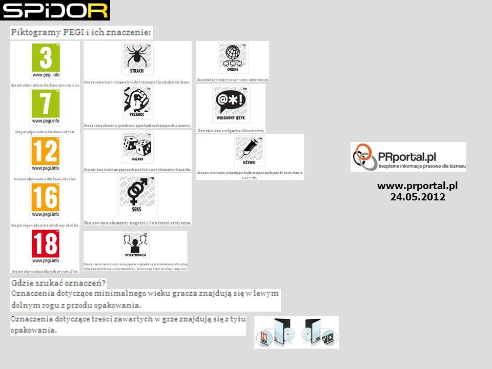 www.prportal.pl 24.05.2012