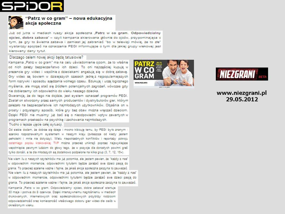 www.niezgrani.pl 29.05.2012